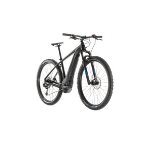 Cube Reaction Hybrid EAGLE 500 E-MTB zwart